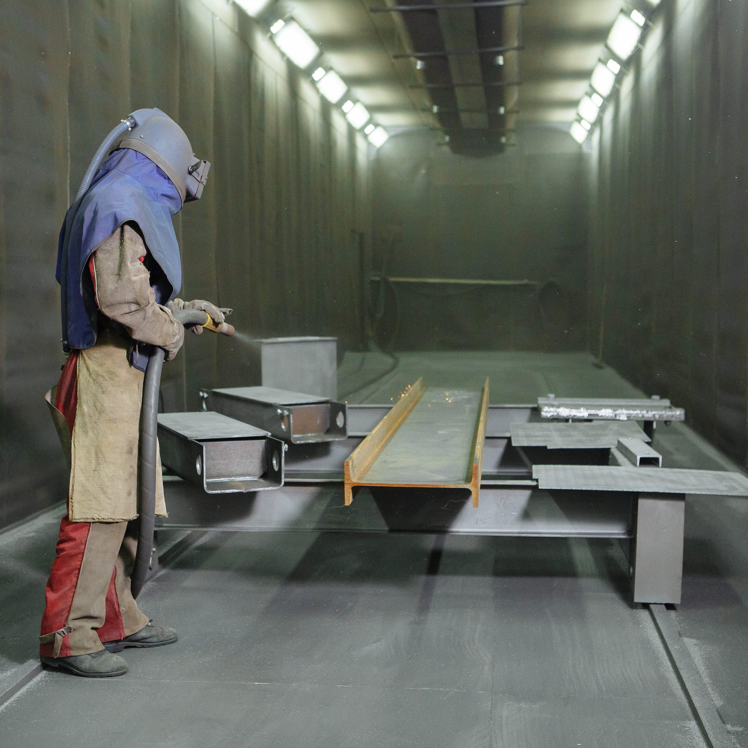 Видобуток вибухових кабін та бластерів