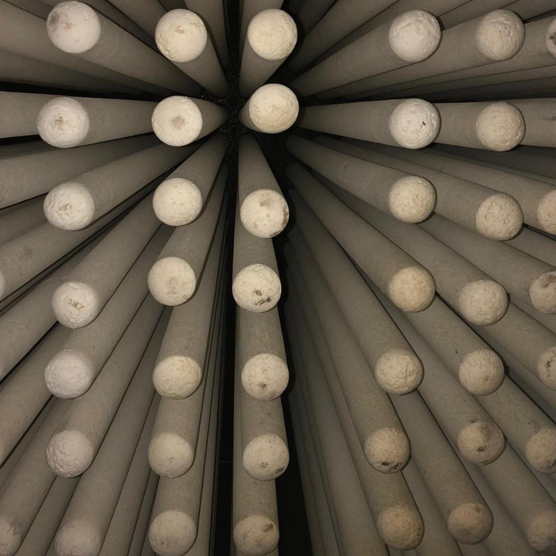 Фільтрація димових газів котлів на біомасі