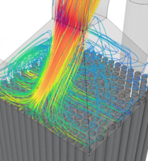 Моделювання потоку CFD