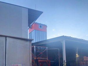 Система фільтрування G&G VIBRO VAC для відсмоктування і фільтрації пилу