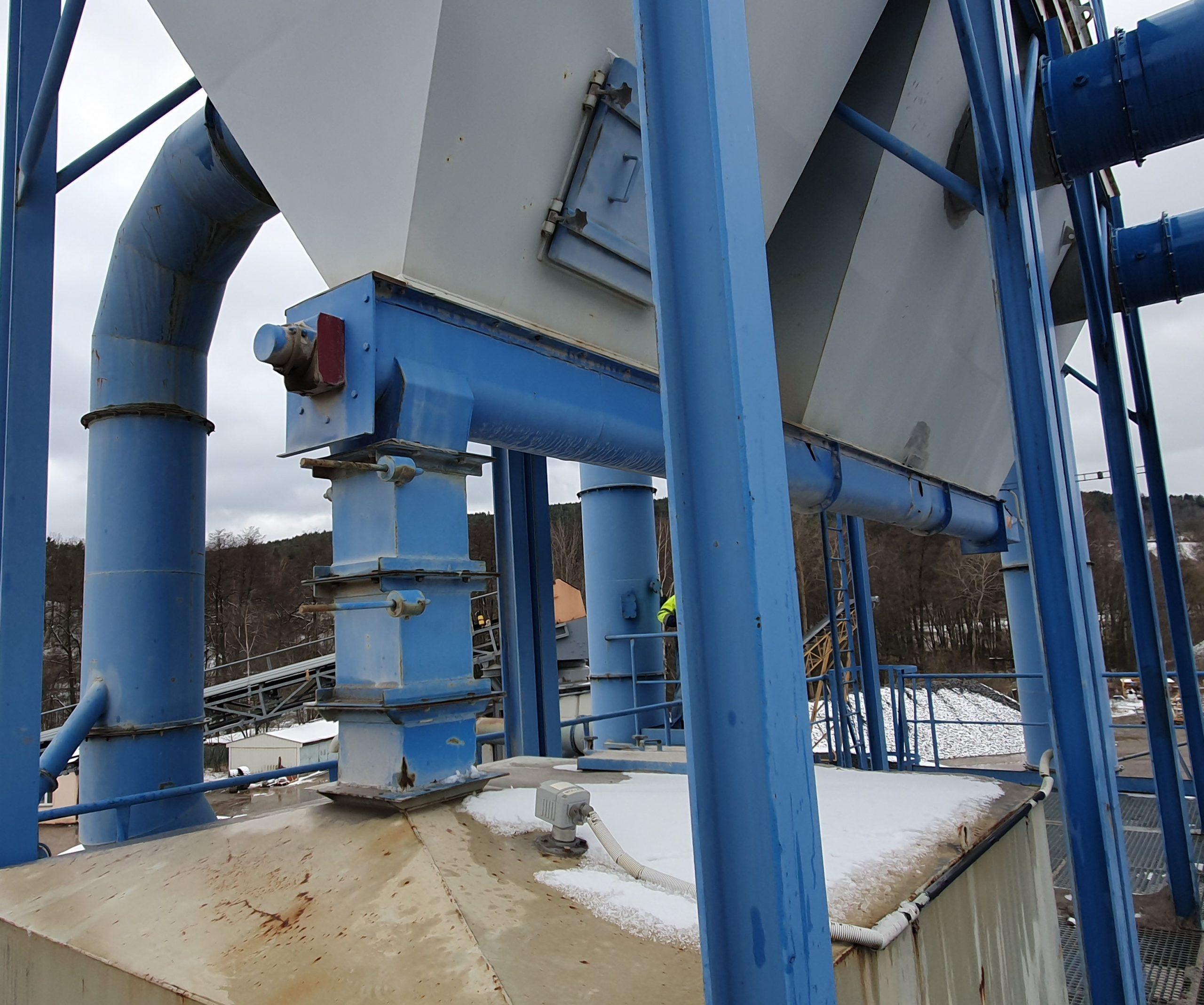 Механічний ремонт фільтрувальних блоків