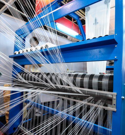 Відсмоктування текстильного пилу